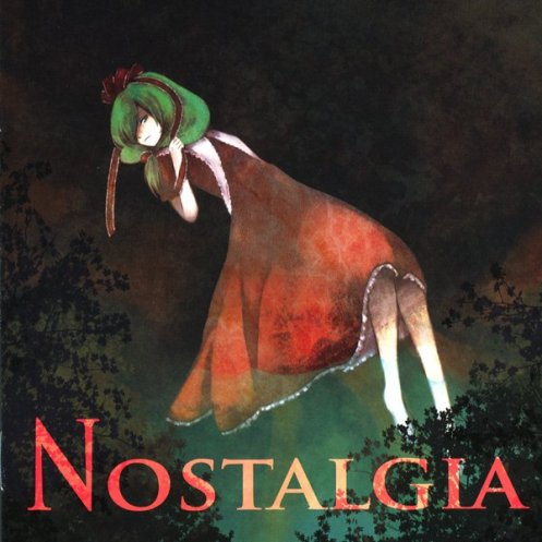 Nostalgia-Cover