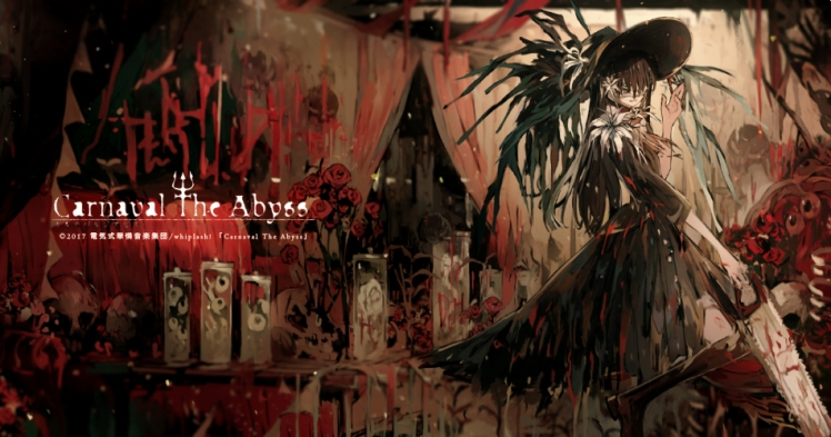 Carnaval the abyss denkare cover